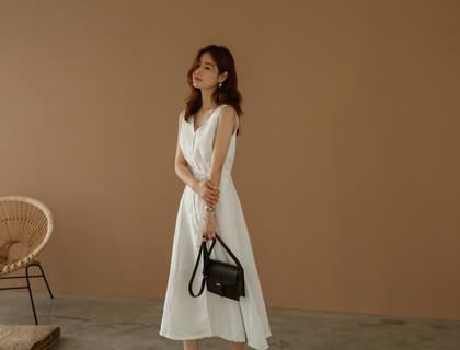 Euro linen dress