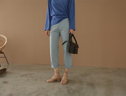 Sally cotton pants