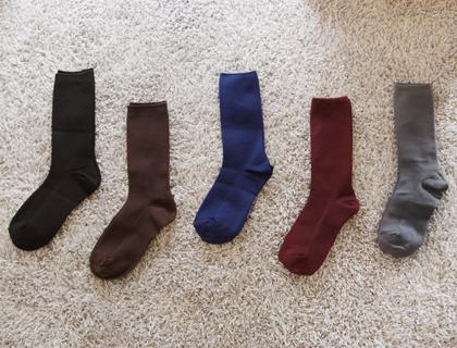 Popory golgi socks