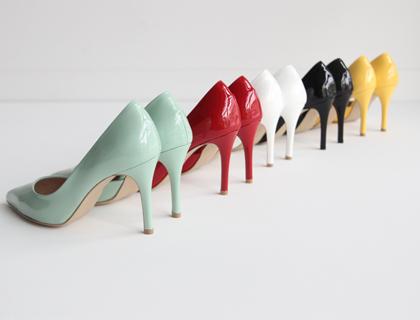 Bombom stiletto heel ♩