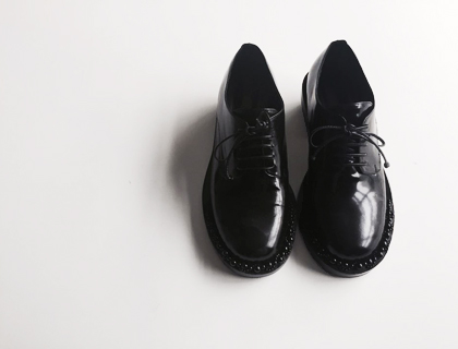 Made-su black loafer ♩