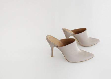 16045 Mule heel ♩