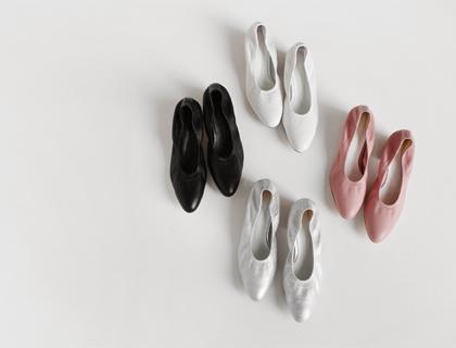 Band middle  heel ♩