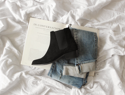 Manish ankle boots ♩
