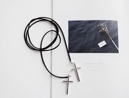 2cross necklace