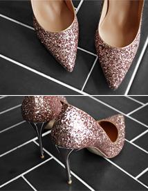 2178 glitter heel ♩