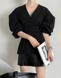 Lin puff jacket