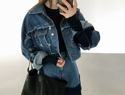 Hazzy denim jacket