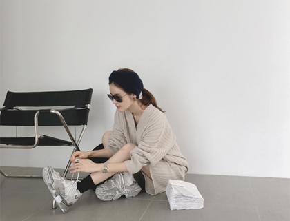 Selen v-neck knit