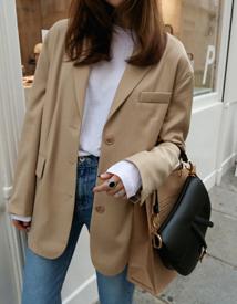 Over-fit jacket