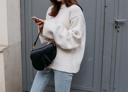 Seller boxy knit