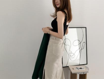 Cami lace sleeveless