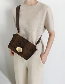 Banpal raccoon knit
