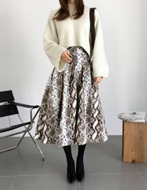 Python full skirt