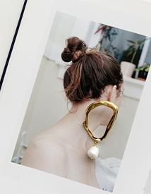 Uslar jinju earring