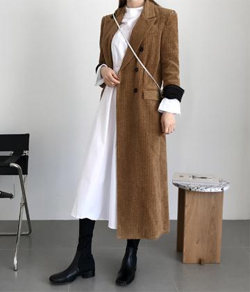 Dekki corduroy coat