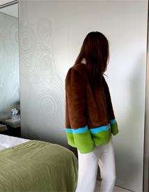Roy fur jacket