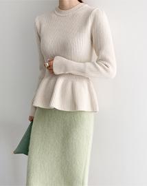 Shirring knit