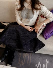 Little Star knit