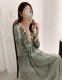 Ethnic yoru dress