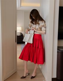 Two berrel skirt