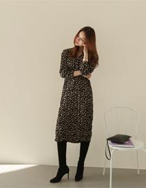 Floss wrinkle dress