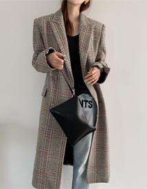 Double check coat