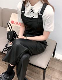 X-stitch blouse