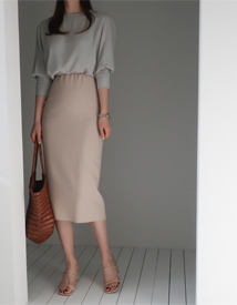 Kamill band skirt