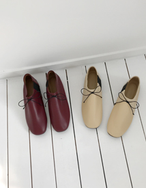 Ballerina ribbon loafer ♩