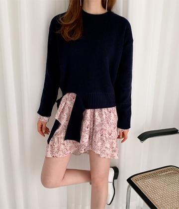 Marie unique knit