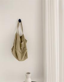 Natural linen bag