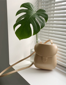 Gloss mini bag