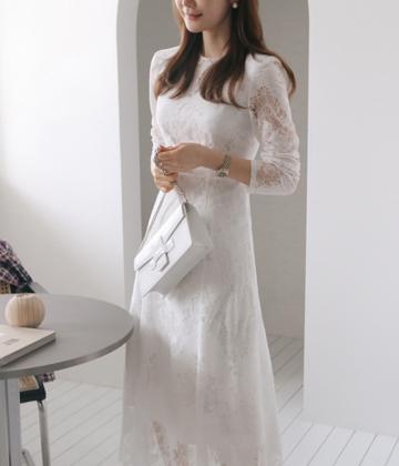 Elegance lace dress