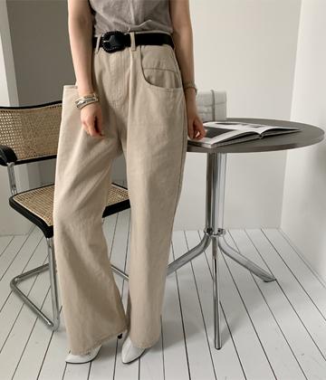 Moon pocket pants
