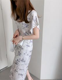 Nagrang dress