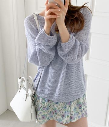 Shabby flower dress