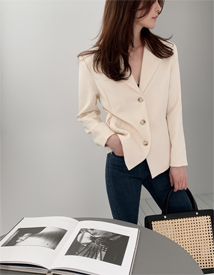Lian 3-button jacket