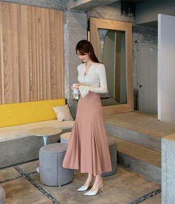 Lemang long skirt