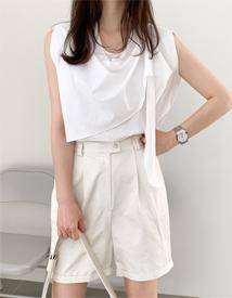 Erin scarf blouse