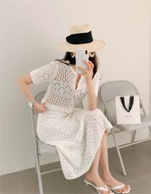 Grammy knit skirt