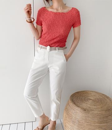 Flynn cotton pants