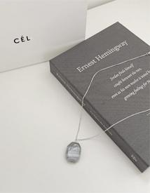 Stone Marble nacklace