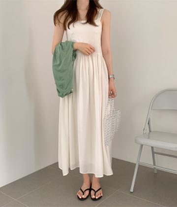 Blossom long dress