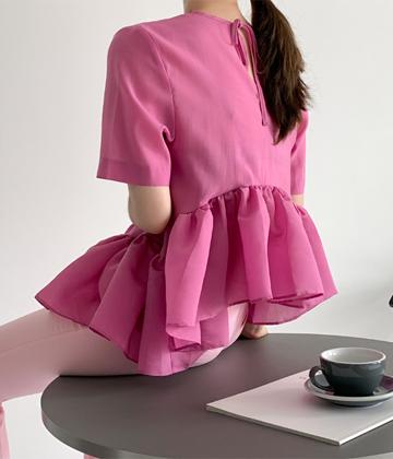 Mong unbal blouse