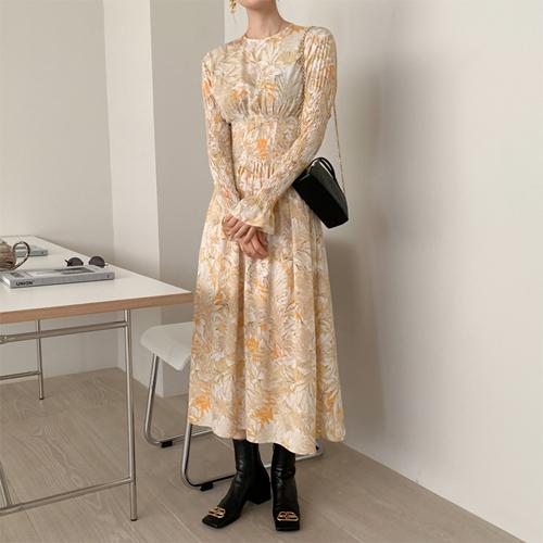 Rundi long dress