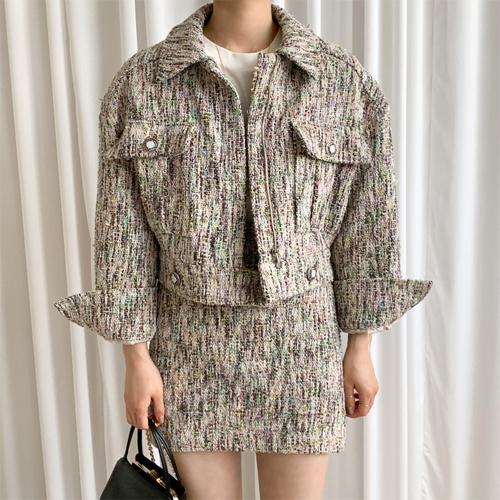 Last tweed jacket
