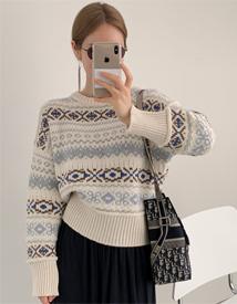 Elsa wool knit