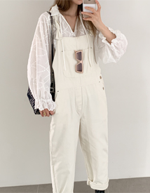 Mars cotton overall