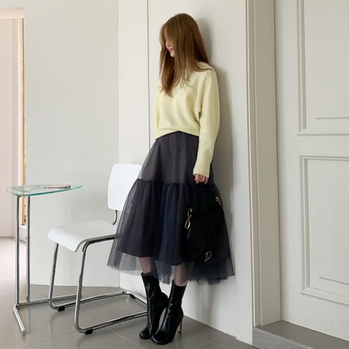 Aerial shasha skirt